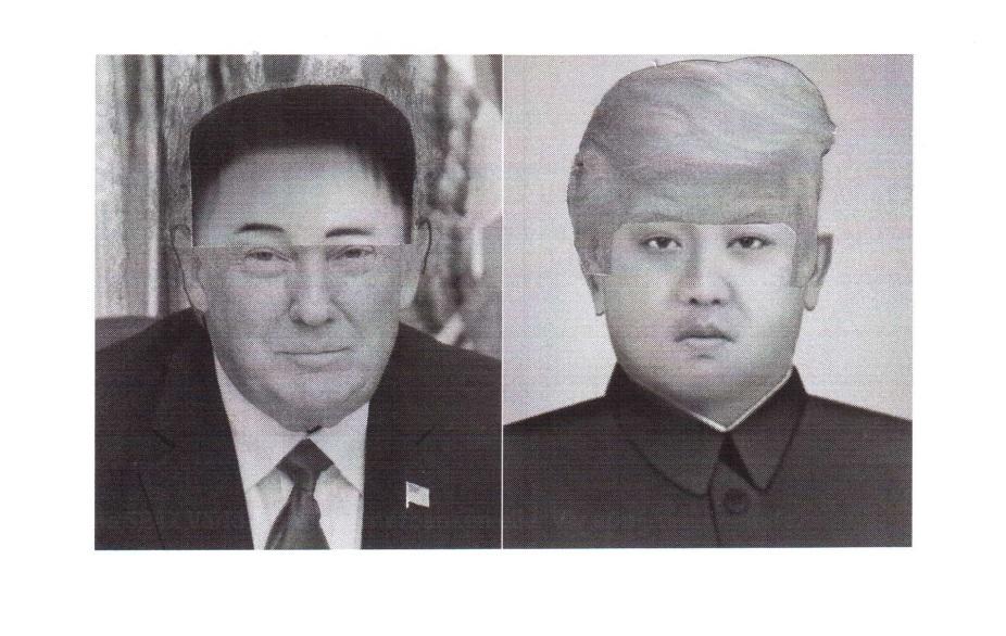 Kim Jong-Trump 2